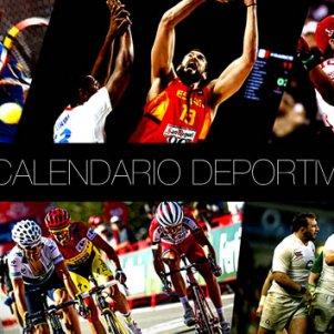 Calendario deportivo de 2015