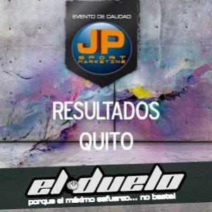 RESULTADOS EL DUELO XTREMO 6K QUITO