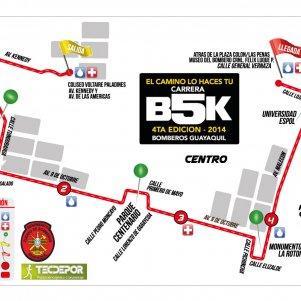 RECORRIDO B5K
