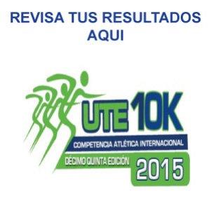 RESULTADOS UTE 10K