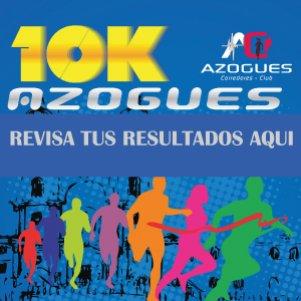 RESULTADOS AZOGUES 10K